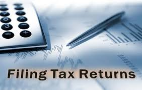 filling tax return in india